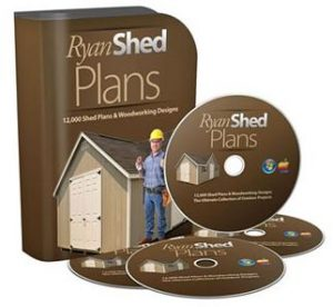 10 by 10 shed plans
